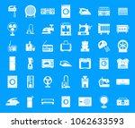 appliances icon set. simple set ... | Shutterstock .eps vector #1062633593