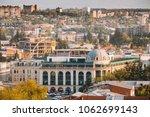 kutaisi  georgia. building of...   Shutterstock . vector #1062699143