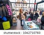 horsens  denmark   march 10  ...   Shutterstock . vector #1062710783
