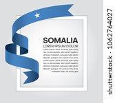 somalia flag background | Shutterstock .eps vector #1062764027