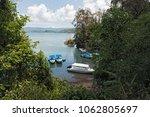 drake bay costa rica march 12 ... | Shutterstock . vector #1062805697
