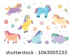 hand drawn illustration of... | Shutterstock . vector #1063005233