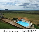 Pool In The Middle Of Tsavo...