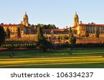 union buildings  pretoria at... | Shutterstock . vector #106334237