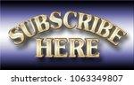 stock illustration   large... | Shutterstock . vector #1063349807