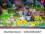 samut songkhram  thailand  ...   Shutterstock . vector #1063382687