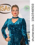 Small photo of Terissa Kelton attends 9th Annual Indie Series Awards at The Colony Theatre, Burbank, CA on April 5th, 2018