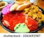 Kaisen Donya  Sushi Rice Bowl...
