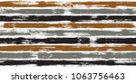 modern watercolor brush stripes ...