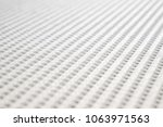white backround with geometric... | Shutterstock . vector #1063971563