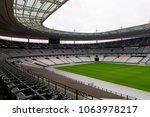 paris   april 1  2018  stade de ... | Shutterstock . vector #1063978217