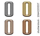 assorted metallic color... | Shutterstock . vector #1064235557