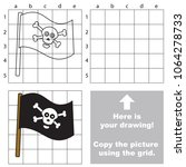 educational game with simple...   Shutterstock .eps vector #1064278733