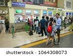 bangkok  thailand   february 16 ...   Shutterstock . vector #1064308073