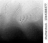 abstract halftone texture....   Shutterstock .eps vector #1064388377