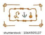 marine rope frames and knots...