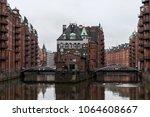 hamburg  germany. the... | Shutterstock . vector #1064608667