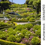 View Of Lombard Street  The...