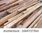 steel box for construction of...   Shutterstock . vector #1064727563