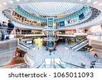 new york city  usa   october 30 ... | Shutterstock . vector #1065011093