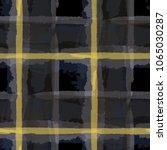 kilt texture. seamless grunge... | Shutterstock .eps vector #1065030287