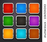 background for the app icons... | Shutterstock .eps vector #106504343
