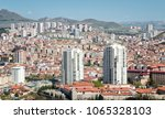 ankara  turkey  april 8  2018 ... | Shutterstock . vector #1065328103