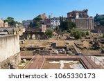 rome  italy   september 4  2016.... | Shutterstock . vector #1065330173