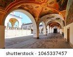 pribram   czech republic  ... | Shutterstock . vector #1065337457