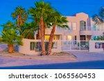 oranjestad  aruba   january 15... | Shutterstock . vector #1065560453