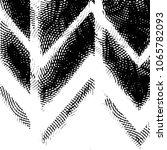 black and white grunge stripe... | Shutterstock .eps vector #1065782093