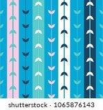 abstract seamless pattern | Shutterstock .eps vector #1065876143