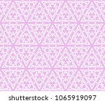 line pattern on color... | Shutterstock .eps vector #1065919097