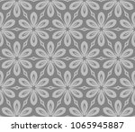 unique  abstract geometric... | Shutterstock .eps vector #1065945887