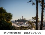 coit tower city of san francisco | Shutterstock . vector #1065964703