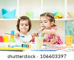 creating together | Shutterstock . vector #106603397