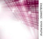 crisscrossed technology... | Shutterstock .eps vector #1066078943