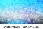 abstract textured polygonal... | Shutterstock .eps vector #1066247603