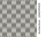 abstract monochrome optical... | Shutterstock .eps vector #1066349633