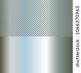 metallic shiny background. grid. | Shutterstock .eps vector #1066370963