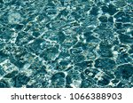 abstract clear water texture... | Shutterstock . vector #1066388903