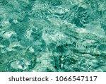 natural clear water texture... | Shutterstock . vector #1066547117