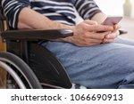 online communication.... | Shutterstock . vector #1066690913