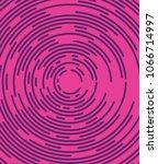 abstract minimal vector... | Shutterstock .eps vector #1066714997