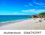 miyakojima in summer. private... | Shutterstock . vector #1066742597