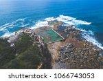 ocean pool beach   Shutterstock . vector #1066743053