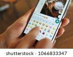 penang  malaysia   april 6 ... | Shutterstock . vector #1066833347