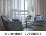 comfortable room corner  two... | Shutterstock . vector #106688033