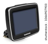tomtom gps car navigation with... | Shutterstock . vector #1066907903