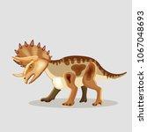 vector cartoon  illustration of ... | Shutterstock .eps vector #1067048693